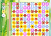 Match 3 des Fleurs