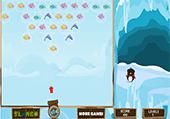 La pêche des pingouins
