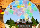Balles de Noël par 2