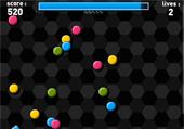 Groupe les balles par couleur