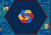 Triangles mayas