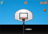 Paniers de basket à marquer