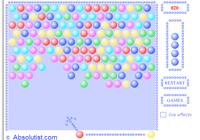 Balles colorées