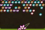 Groupes de jolies balles