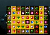 Match 3: pierres précieuses